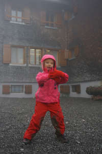Regenhose Didriksons Nobi Kid's