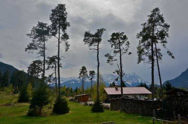 Walderlebnispfad zu den Kuhfluchtfällen