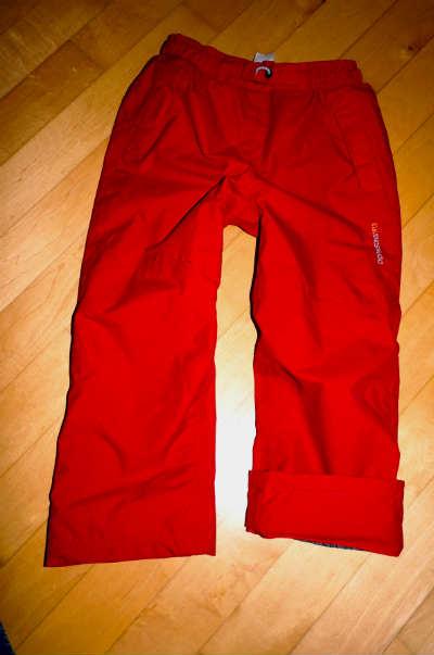 Didriksons Nobi Kid's Pant Produkttest