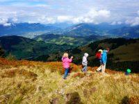 Rosskopf: Schottland-Feeling in der Wildschönau