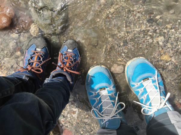 Test Kinderwanderschuh Lowa Approach GTX Mid Junior