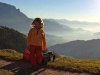 Die Wildbichl-Alm bei Sachrang: Tourentipp für Kinder