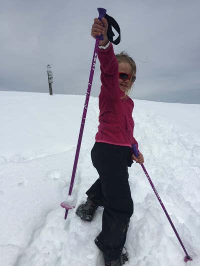 Wandern und Skifahren mit Kind Wildschönau
