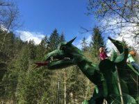 Im Reich des Drachens: die Kundler Klamm