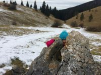 Hauch von Winter: Mit Kindern zur Frasdorfer Hütte