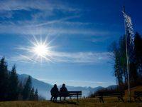 Ihr Kinderlein wandert: im Advent zum Galaun und Riederstein