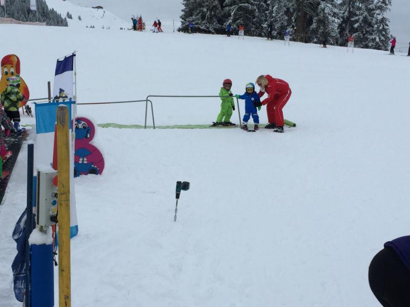 Skifahren mit Kindern Skiwelt Wilder Kaiser Brixental