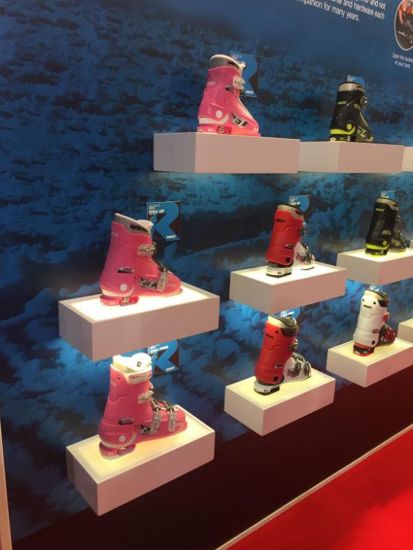 Roces Idea 6in1 Skistiefel für Kinder