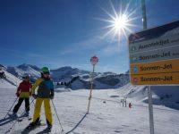 Hotel Sonnenburg: Sonne satt am Arlberg