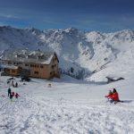 Mit Kindern auf Hütten: Hüttenspaß im Winter