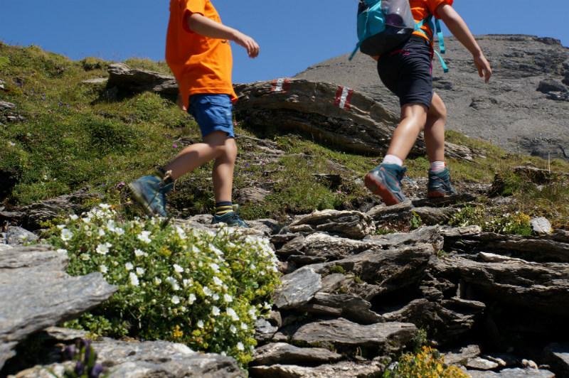 Wanderschuhe für Kinder