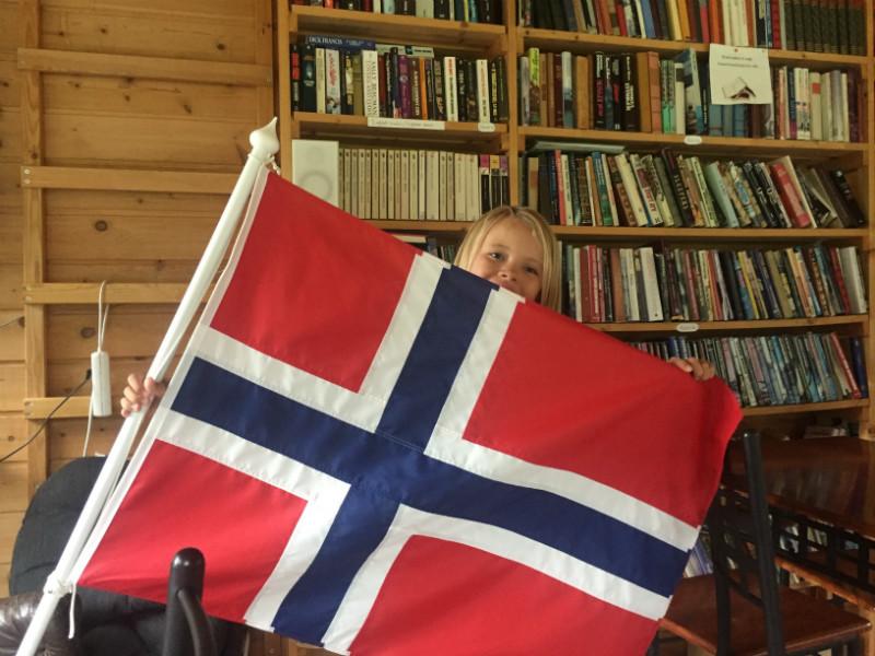 Norwegen mit Kindern: Neuer Norwegen-Fan