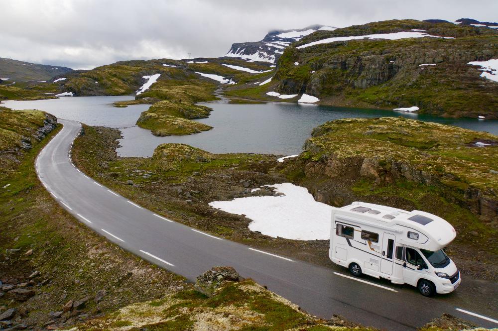 Durch das Aurlandsfjell