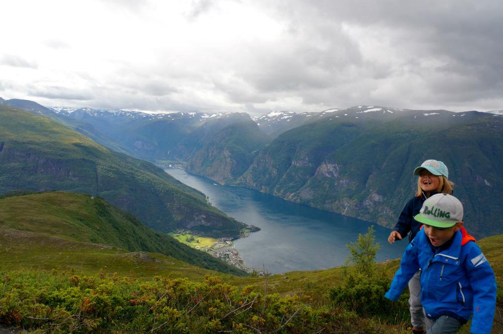 Wandern im Aurlandsfjell