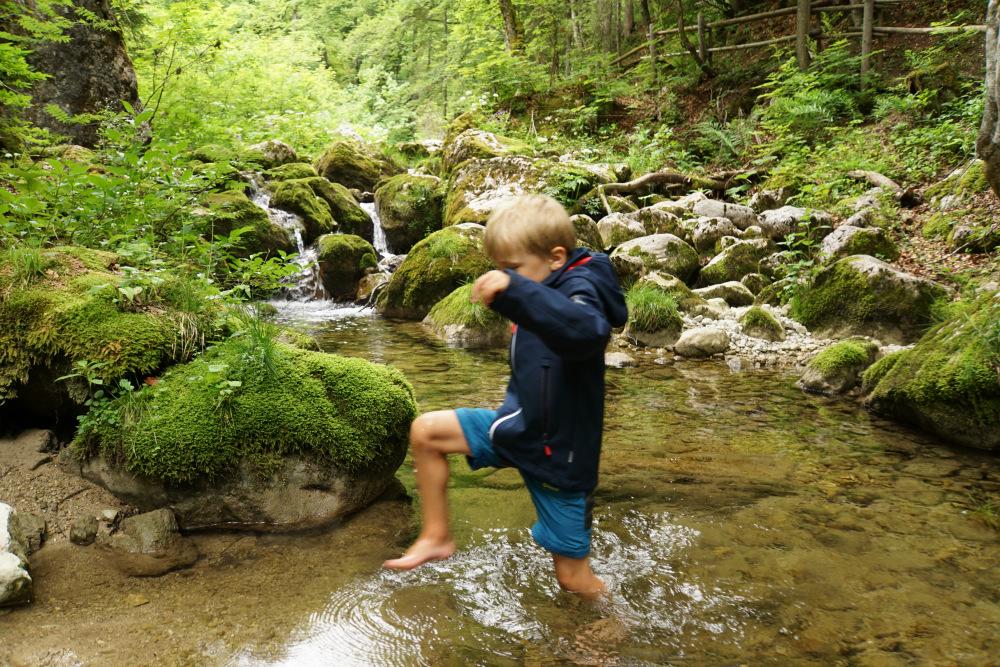 Wasserfallweg Lofer