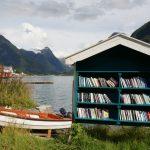 Norwegen_Fjaerland_Buecherdorf