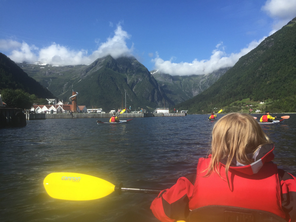 Norwegen_Kajak_Balestrand